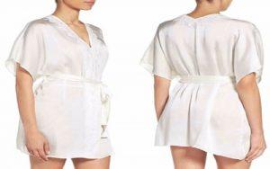 Váy quây Spa dạng áo