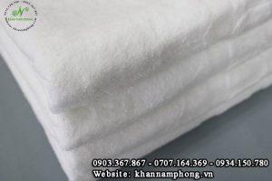 Giá của khăn tắm khách sạn Cotton