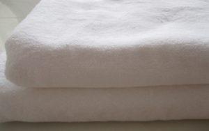 Độ thấm hút của khăn tắm khách sạn Cotton