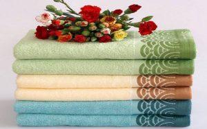 Khăn tắm khách sạn 100% Cotton cao cấp