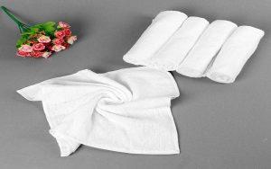 Loại chất liệu khăn tay Spa phù hợp
