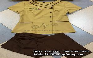 Đồng phục nhân viên Spa