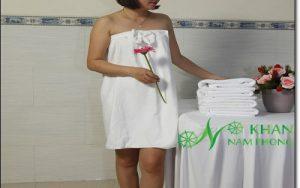 Váy quây Spa Cotton