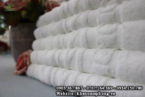 Khăn 100% sợi bông Cotton cao cấp