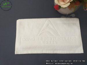 Khăn sợi bông Cotton 35/65 (Tixi)