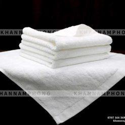 Khăn Tay Màu Xám Cotton