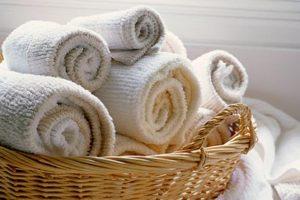 Gấp khăn khách sạn